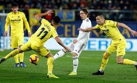 Real - Villarreal