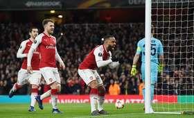 Arsenal - CSKA