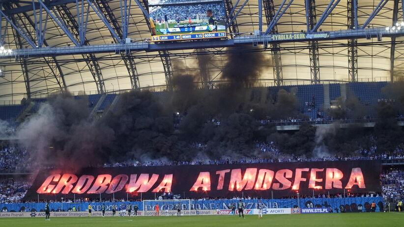 Kolejne zatrzymania po skandalu w meczu Lech - Legia