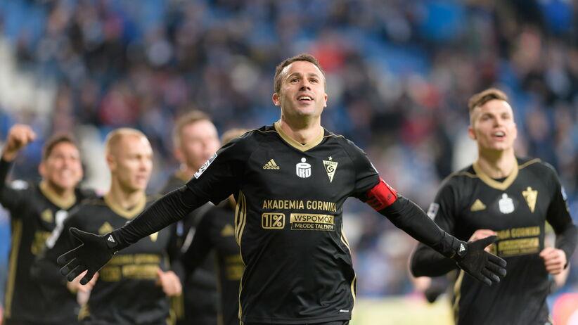 Górnik Zabrze wygrał z Lechem Poznań