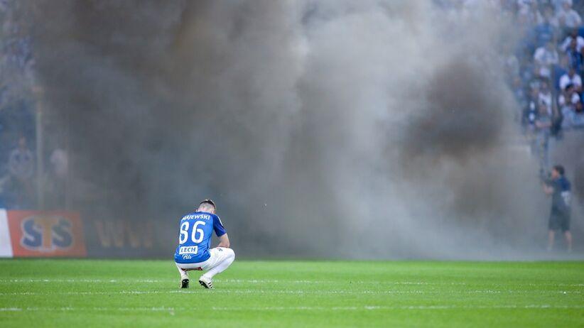 Lech Poznań liczy straty po meczu z Legią
