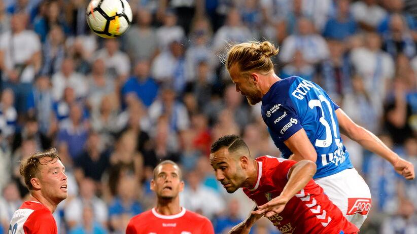 Liga Europy: Ambitna gra nie wystarczyła, Lech odpadł z rozgrywek