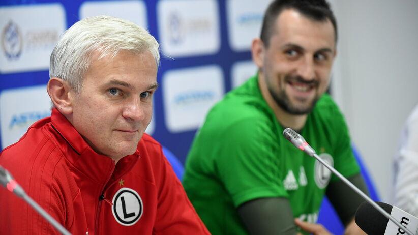 Jacek Magiera przed meczem z Astaną: Oba zespoły mają równe szanse