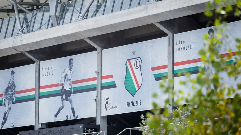Legia zorganizuje fetę w Warszawie