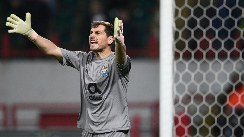 Lekarz FC Porto nie przesądza zakończenia kariery przez Ikera Casillasa