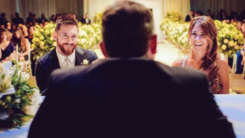 Messi już żonaty. O tym pocałunku mówi cały świat [WIDEO]