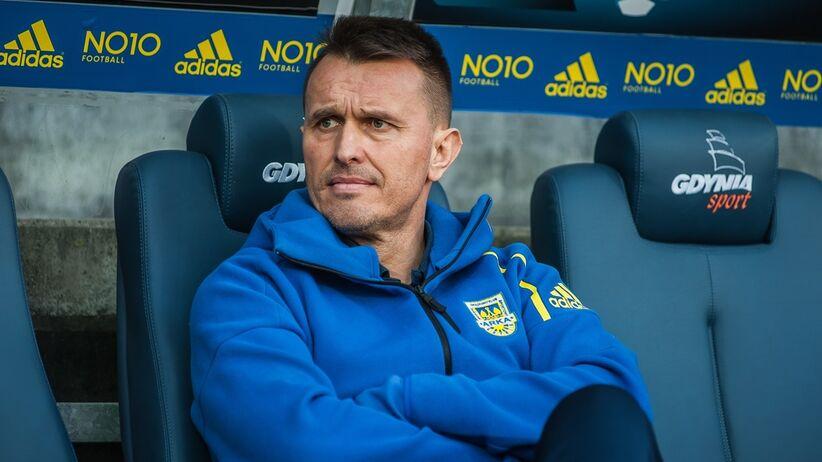 Leszek Ojrzyński odchodzi z Arki Gdynia