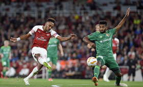 Arsenal, Liga Europy