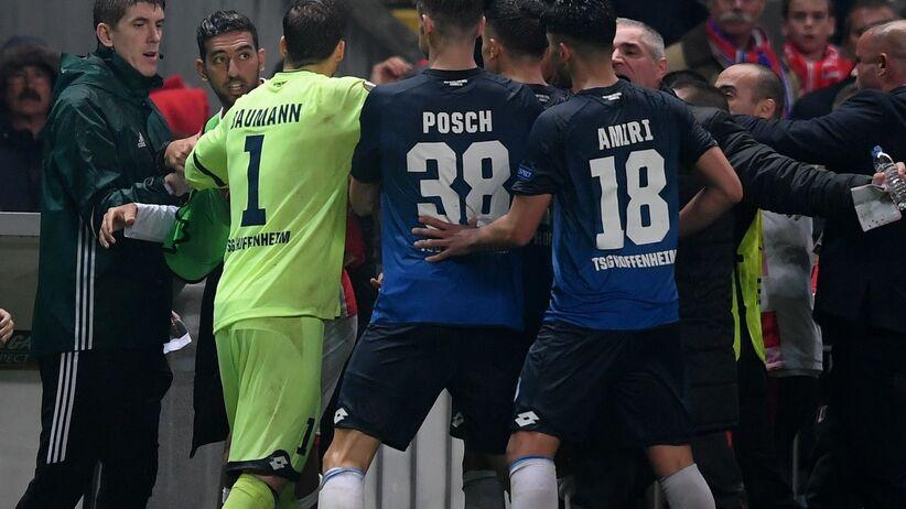 Liga Europy: Szesnaście drużyn z awansem do 1/16 finału
