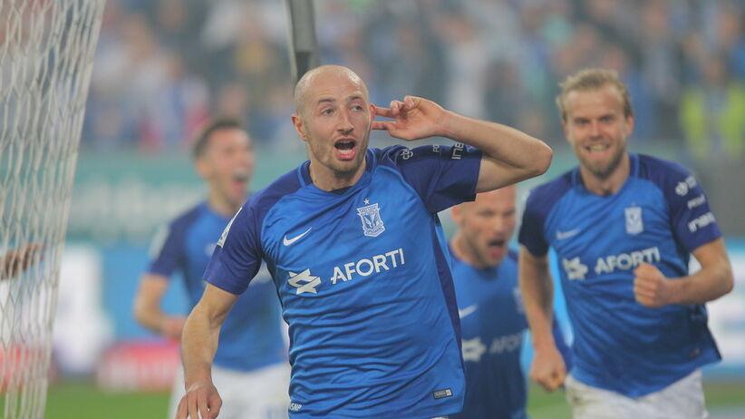 Łukasz Trałka dał Lechowi awans do 2. rundy el. LE