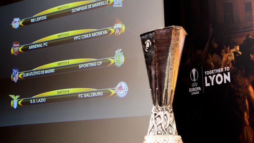 Losowanie ćwierćfinałów Ligi Europy