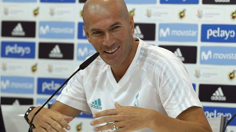 Zinedine Zidane podjął decyzję ws. trenerskiej przyszłości