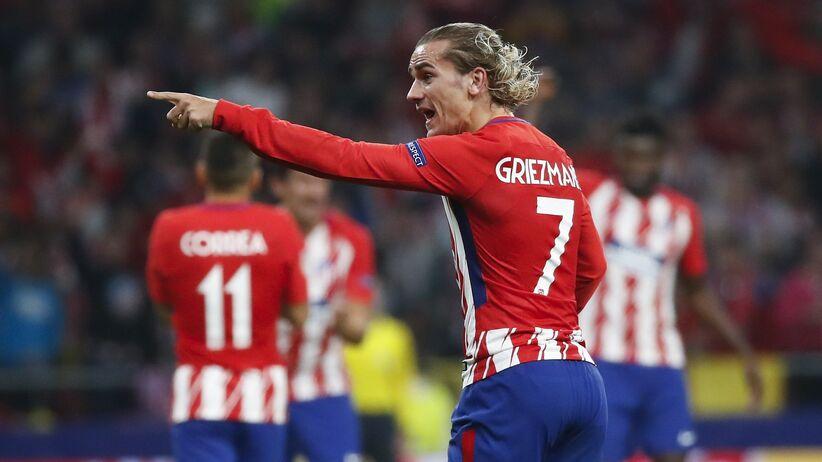 "Liga Mistrzów: Sensacja w Madrycie, ""piątka"" PSG i skromny Bayern"