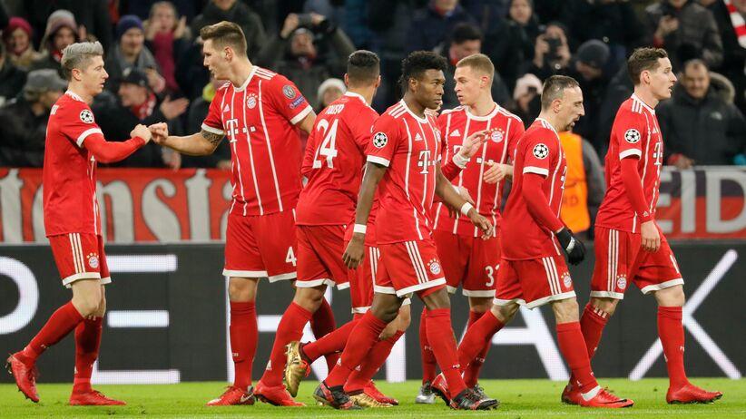 Liga Mistrzów: Bayern lepszy od PSG, Atletico żegna się z rozgrywkami