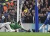 LM: Sześć goli w starciu Chelsea - Roma, męczarnie Juve i United