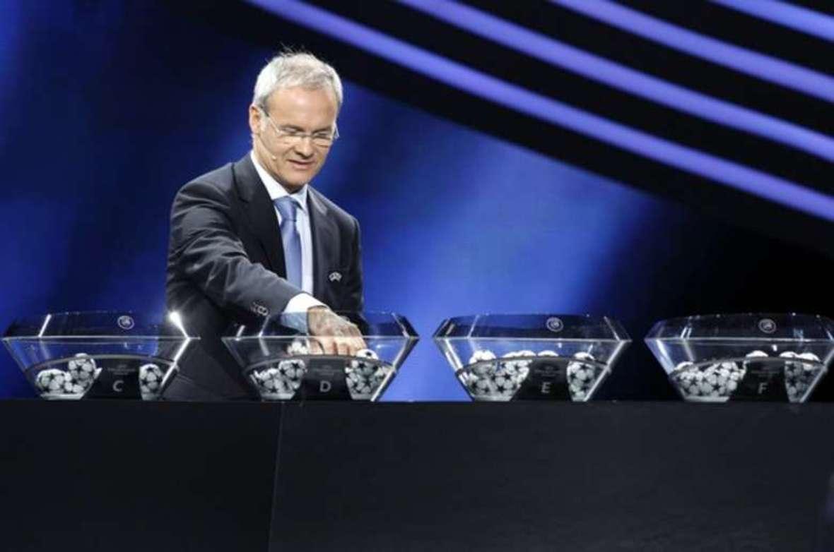 Czy rozpoznasz uczestników Ligi Mistrzów po herbach?