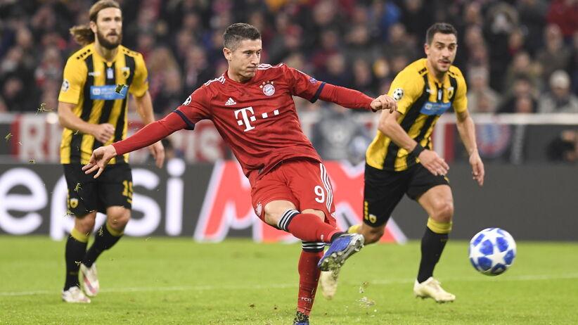 Bayern - AEK