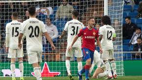 Real - CSKA