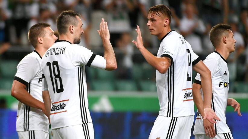 El. LM: Legia rozgromiła rywala i awansowała do kolejnej rundy!