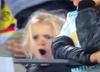 Mała dziewczynka sparodiowała Cristiano Ronaldo [WIDEO]
