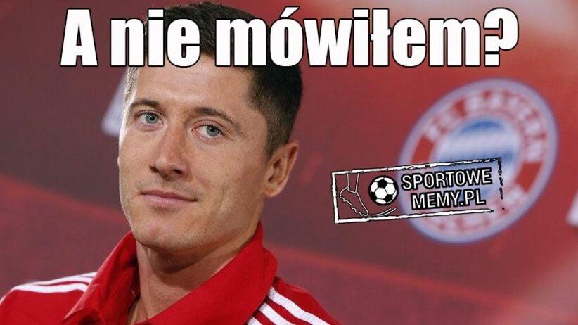 MEMY po Lidze Mistrzów: Robert Lewandowski miał rację!
