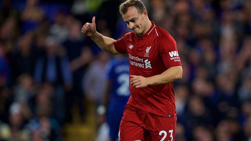 Shaqiri nie pojedzie z Liverpoolem na mecz LM z powodów politycznych