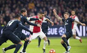 Ajax - Real Madryt