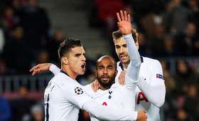 Barcelona - Tottenham