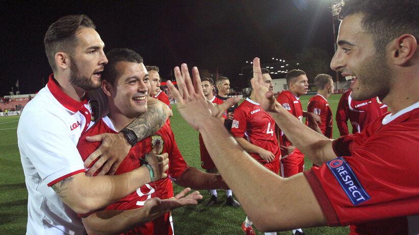 Gibraltar pokonał Liechtenstein w Lidze Narodów