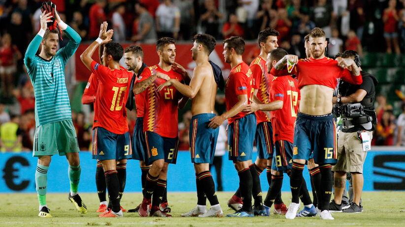 Hiszpania - Chorwacja