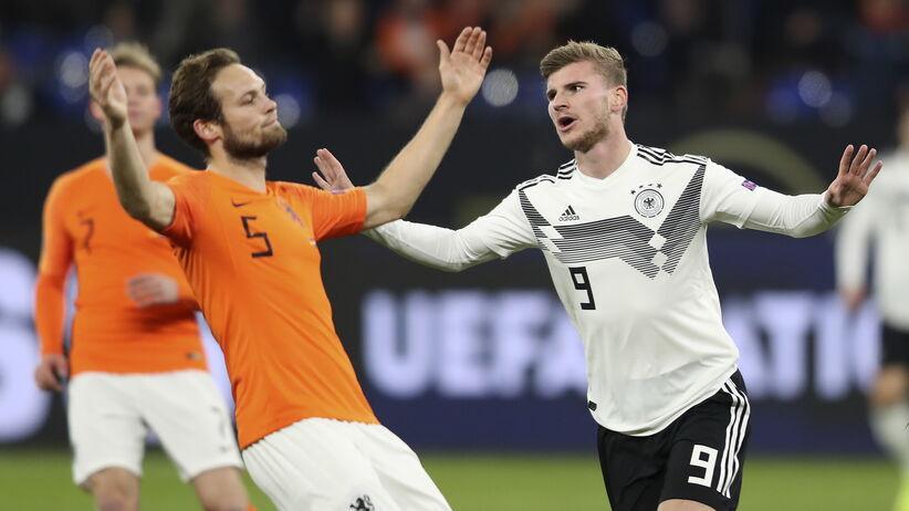 Niemcy - Holandia