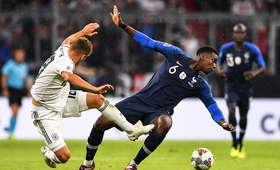 Niemcy - Francja