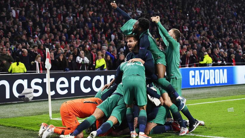 Tottenham zadebiutuje w finale LM