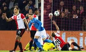 Feyenoord - Napoli
