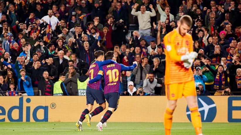 Barcelona - Manchester United