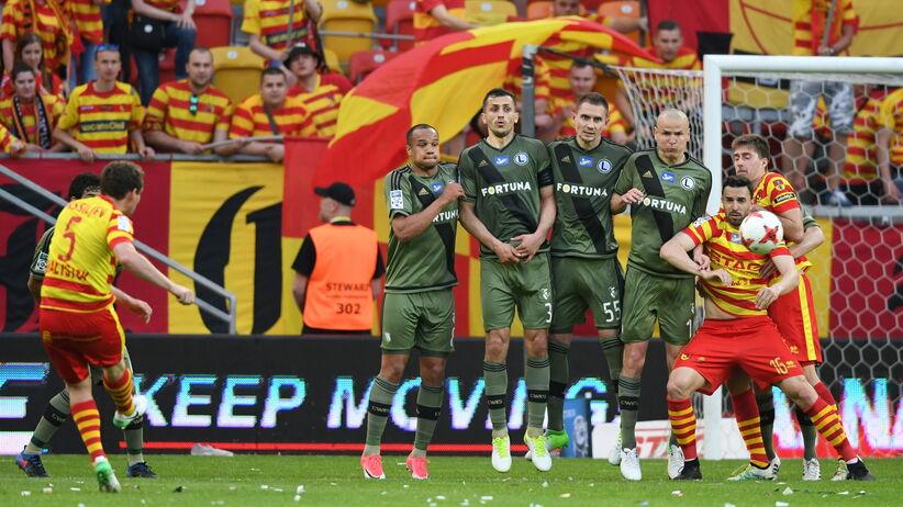 Ekstraklasa: niedziela bez bramek. Legia wciąż liderem