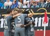 Ekstraklasa: Wyjazdowe wygrane Legii i Lecha