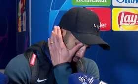 Lucas Moura popłakał się przed kamerami po meczu z Ajaxem