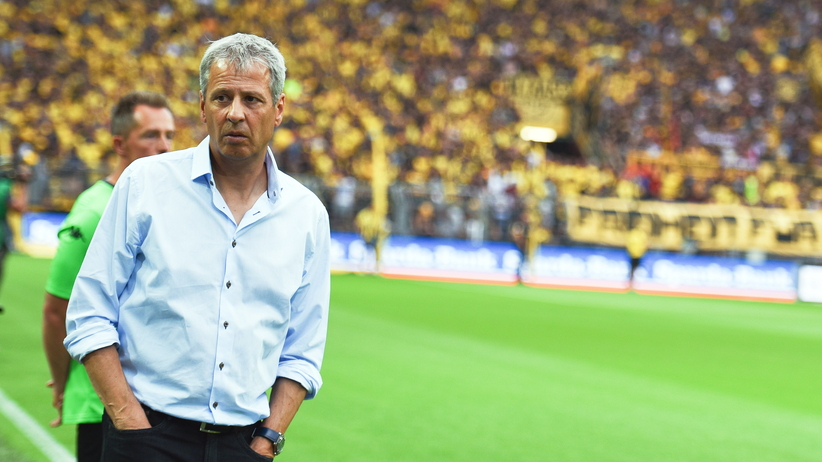 Lucien Favre trenerem BVB
