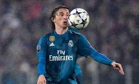 Luka Modrić Piłkarzem Roku UEFA