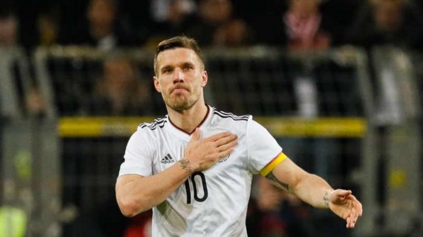 Lukas Podolski przypomniał o sobie w... lidze japońskiej!