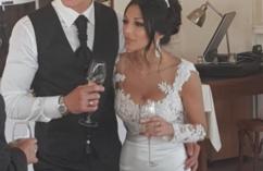 Łukasz Skorupski i Matilde Rossi