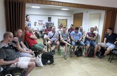 Spotkanie kibiców z Polonią w Macedonii Północnej (3)