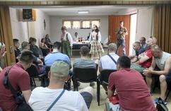 Spotkanie kibiców z Polonią w Macedonii Północnej (5)