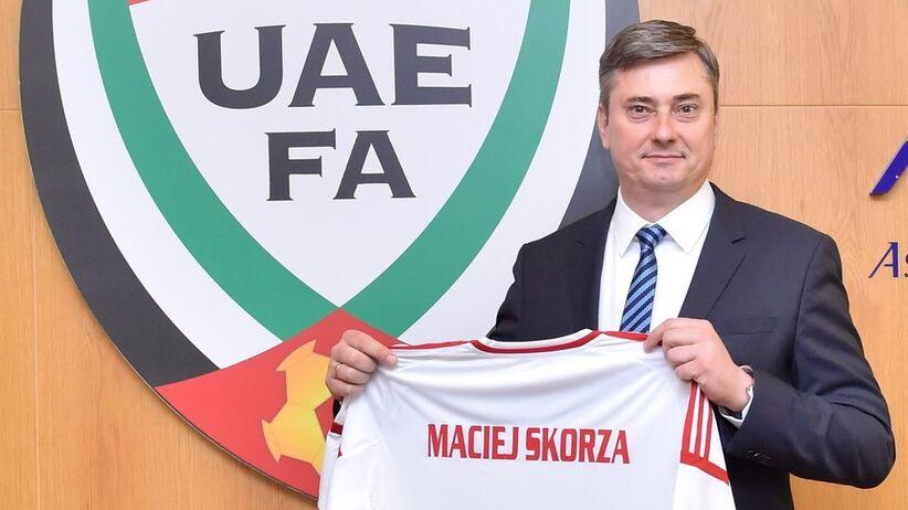 Maciej Skorża trenerem olimpijskej reprezentacji ZEA