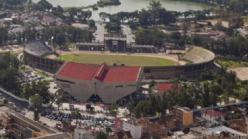 MADAGASKAR STADION