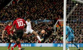 Manchester United - PSG
