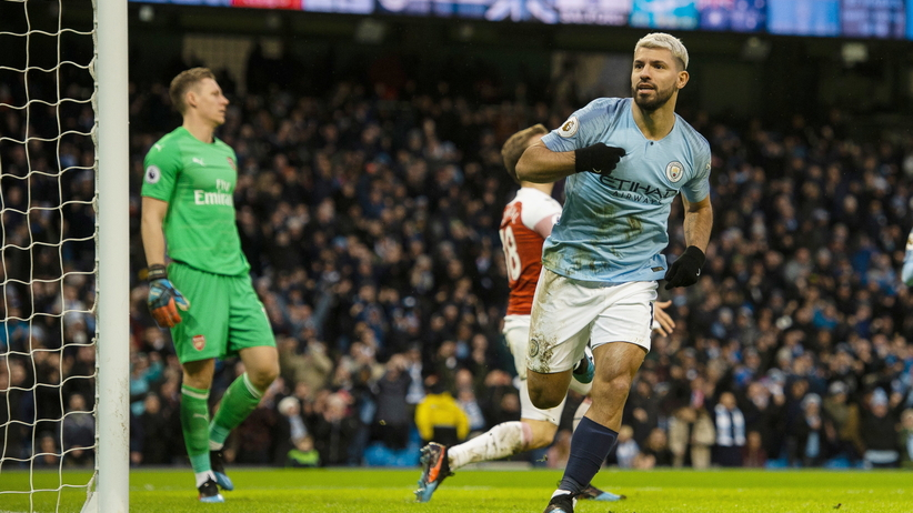 Manchester City wygrał hit z Arsenalem
