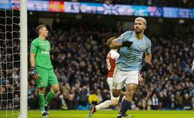 Manchester City wygrał hit z Arsenalem