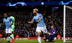 Manchester City w 1/4 finału LM